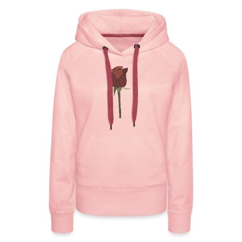 Rose - Frauen Premium Hoodie