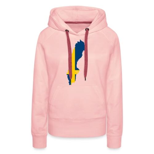 Sweden - Vrouwen Premium hoodie