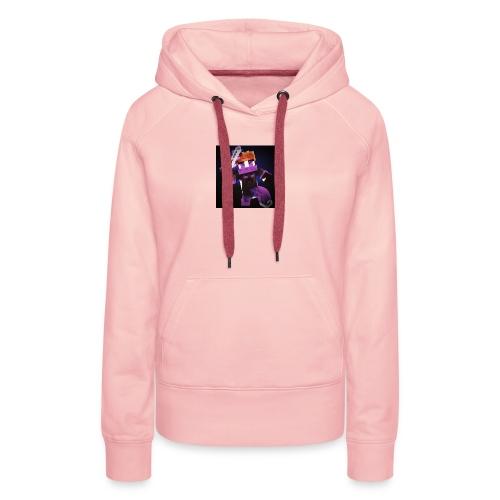 KovaPvP T-Shirt - Dame Premium hættetrøje