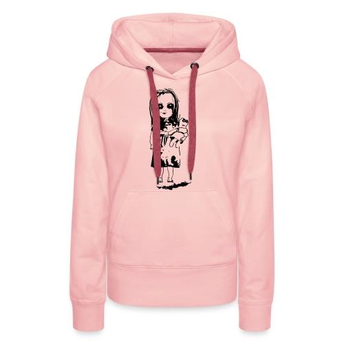 mädchen für T-Shirt - Frauen Premium Hoodie