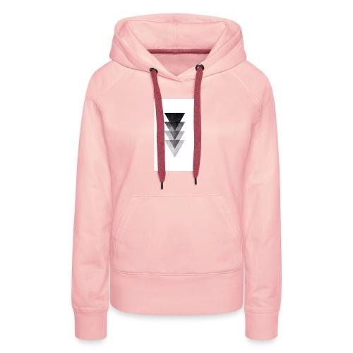 Plus - Sudadera con capucha premium para mujer