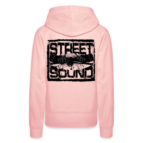 Street Sound - Frauen Premium Hoodie