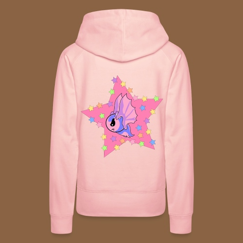 Kawaii Bat - Vrouwen Premium hoodie