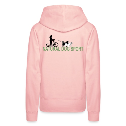 PNGLogo NDS png - Frauen Premium Hoodie