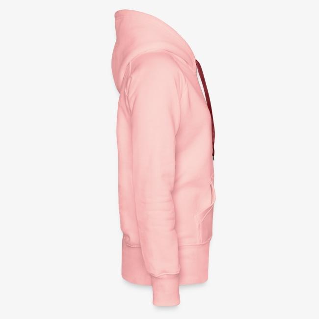 Vorschau: Pferd Flügel - Frauen Premium Hoodie