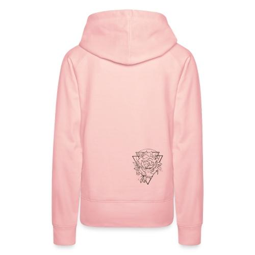 LetLive By TyTy-dripp - Vrouwen Premium hoodie