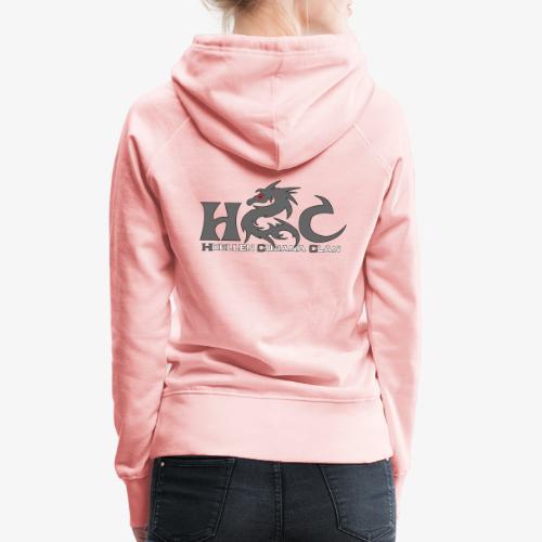 HCC Logo - Frauen Premium Hoodie