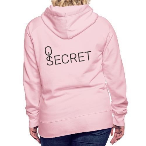 OIS SECRET - Frauen Premium Hoodie