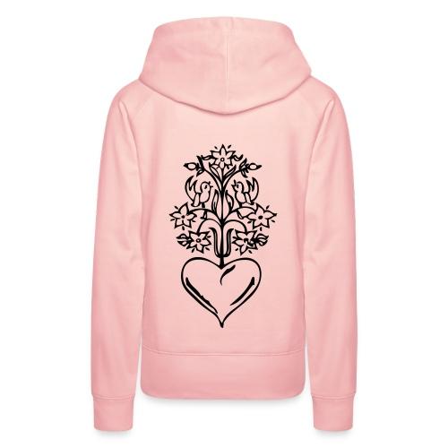 Spielscharbaum - Frauen Premium Hoodie