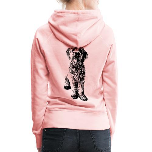 Golden Doodle Hunde Design Geschenkidee - Frauen Premium Hoodie