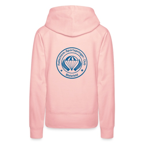 FSC Logo v3 Fotor gif - Frauen Premium Hoodie