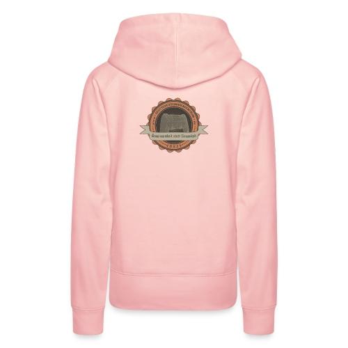Retro-Kopie_neu - Frauen Premium Hoodie
