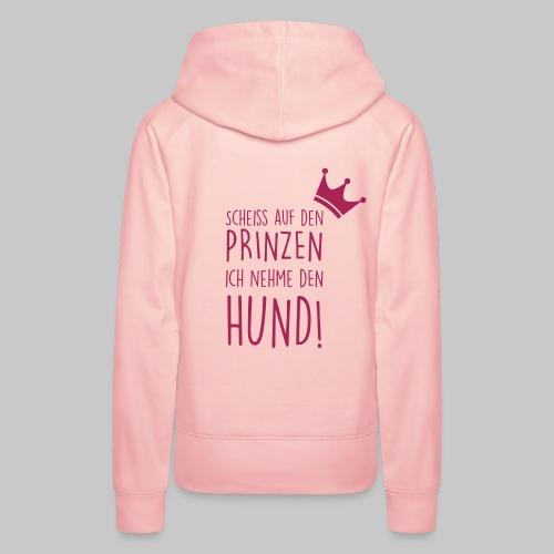 Prinz Hund - Frauen Premium Hoodie