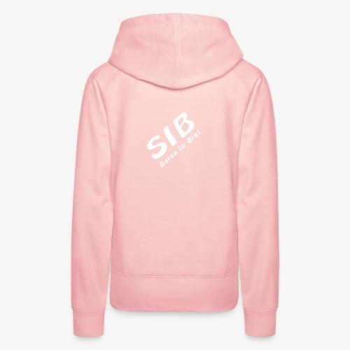 Tanzschule SIB / Salsa In Biel - Frauen Premium Hoodie