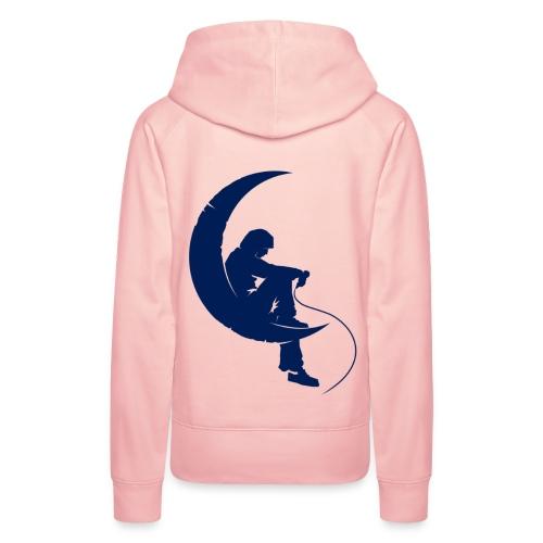 Flèvprod - Sweat-shirt à capuche Premium pour femmes