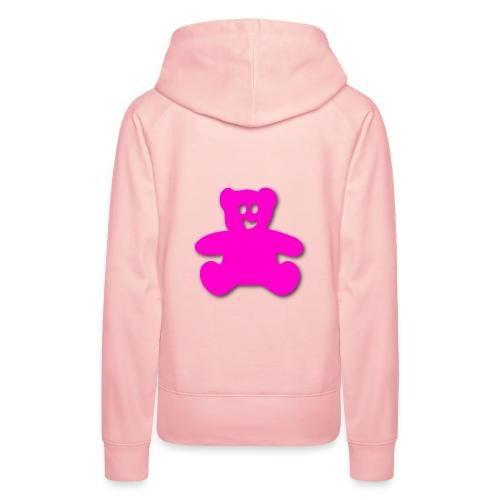 teddy bär - Frauen Premium Hoodie