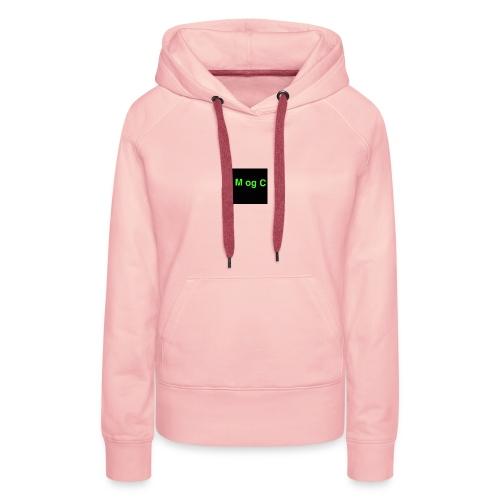 mogc - Dame Premium hættetrøje