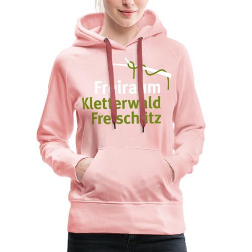 Kletterwald Freischütz Fanshop - Frauen Premium Hoodie