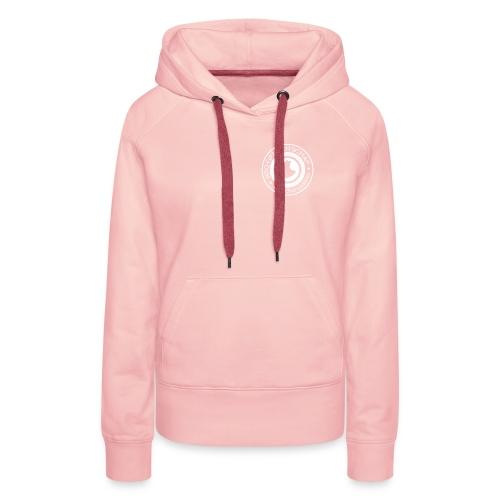 BBQ Genootschap Logo Sweater (voor- en achterkant) - Vrouwen Premium hoodie