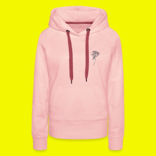 ROSE - Women's Premium Hoodie