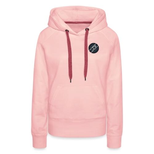 opiko Logo S/W - Frauen Premium Hoodie