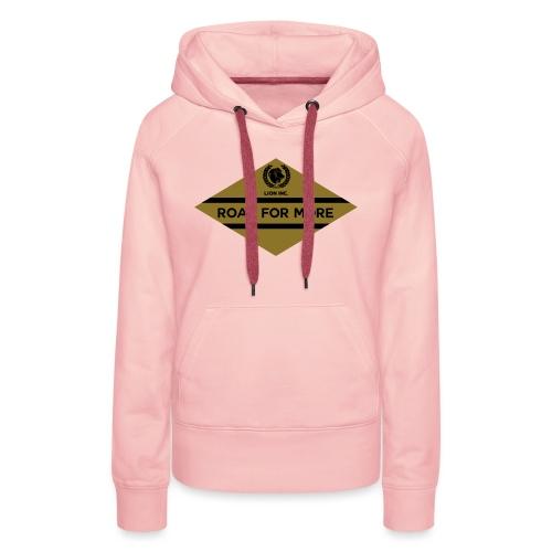 Lion Inc. - Vrouwen Premium hoodie