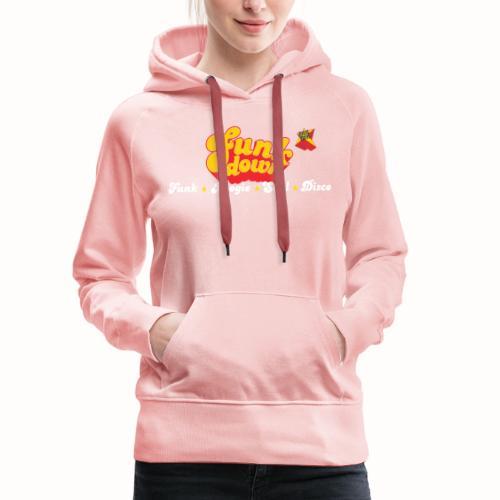 FunkDown Official Merchandise (med genrer) - Dame Premium hættetrøje