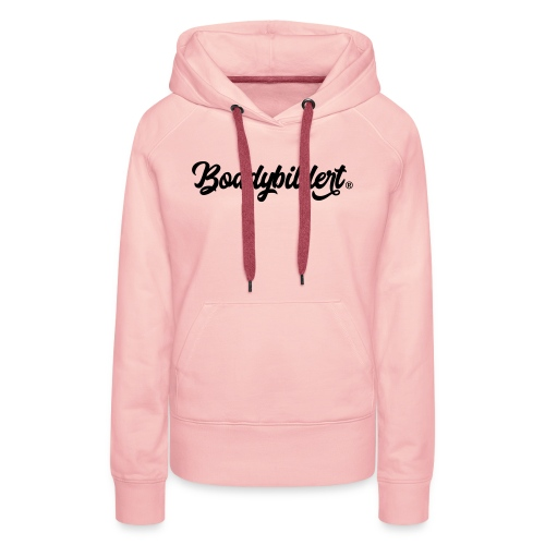 Boddybildert - Vrouwen Premium hoodie