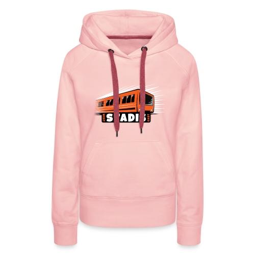 STADISsa METRO T-Shirts, Hoodies, Clothes, Gifts - Naisten premium-huppari