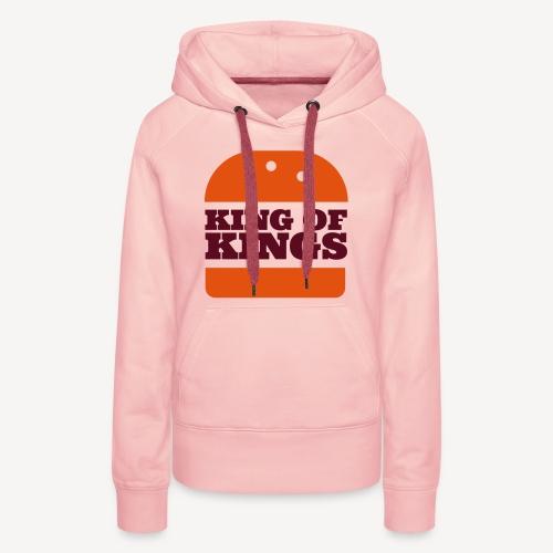 KING OF KINGS - Women's Premium Hoodie