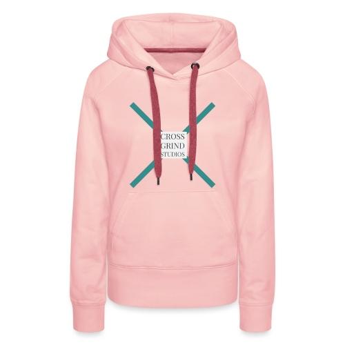 scot cross - Women's Premium Hoodie