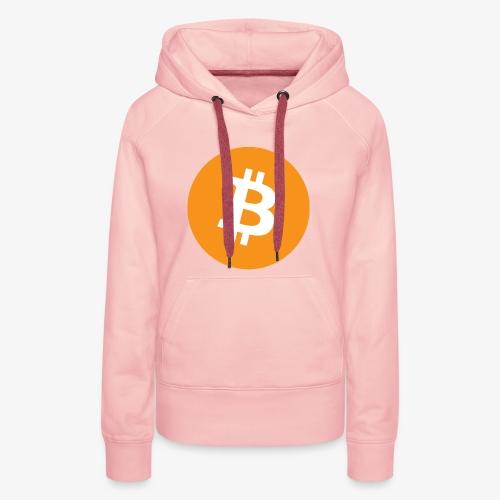 Bitcoin Apparel - Women's Premium Hoodie