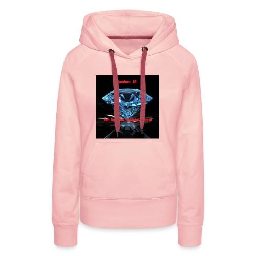 Random LR Logo - Vrouwen Premium hoodie