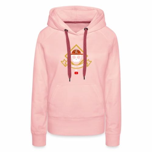 The Best Pirate family - Sweat-shirt à capuche Premium pour femmes