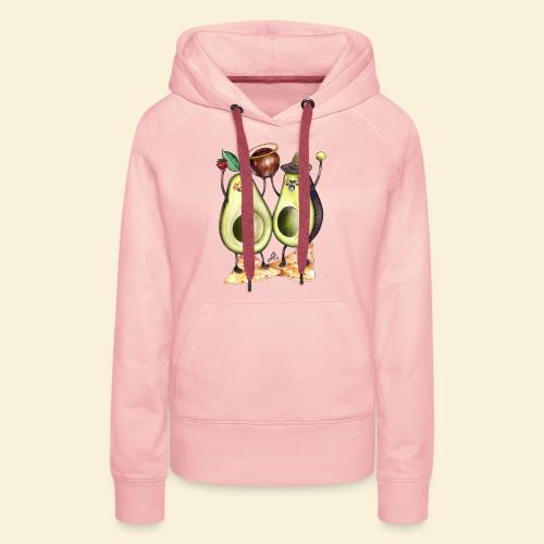 Holy Guacamole - Vrouwen Premium hoodie