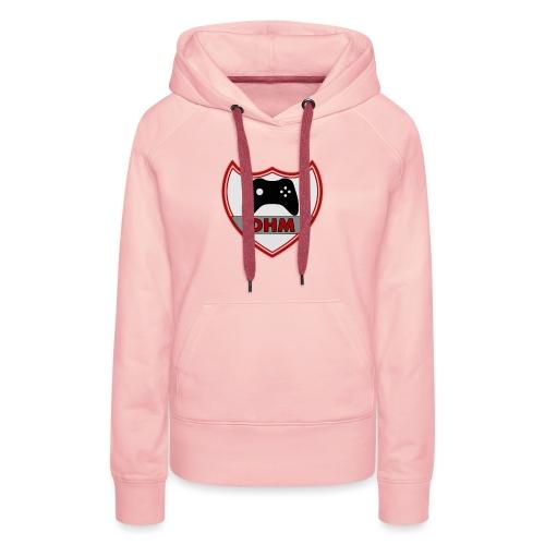 DouweHetMedium Shirt! - Vrouwen Premium hoodie