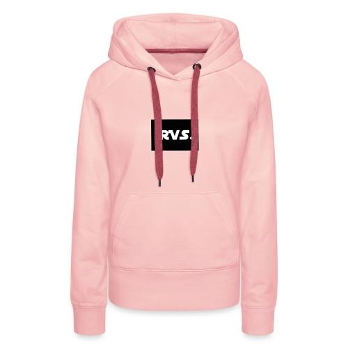 RVS - Vrouwen Premium hoodie