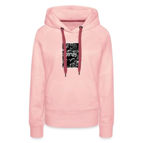 UNCURLY - Vrouwen Premium hoodie