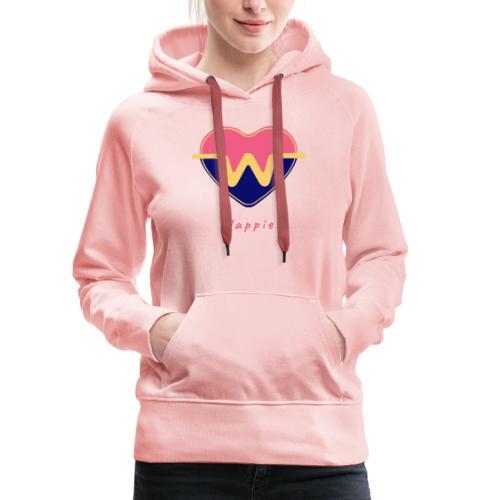Wappiez - Laat je innerlijke wappie los! - Vrouwen Premium hoodie