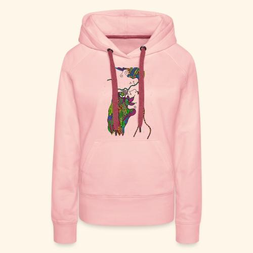 Love and Redemption Merchandise - Women's Premium Hoodie