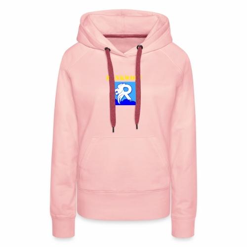 rankwolf2 - Vrouwen Premium hoodie