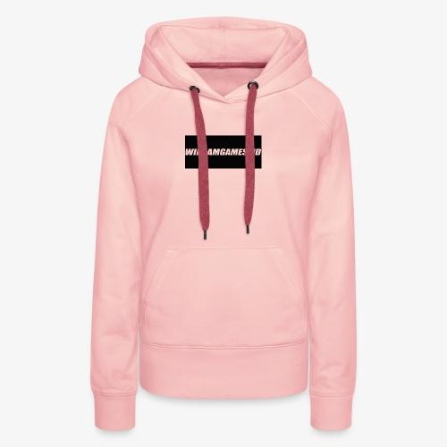 william shirt logo - Women's Premium Hoodie