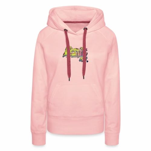 ALIVE TM Collab - Women's Premium Hoodie