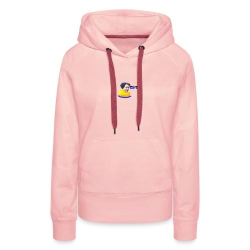 Hello i'm Bart Eend - Vrouwen Premium hoodie