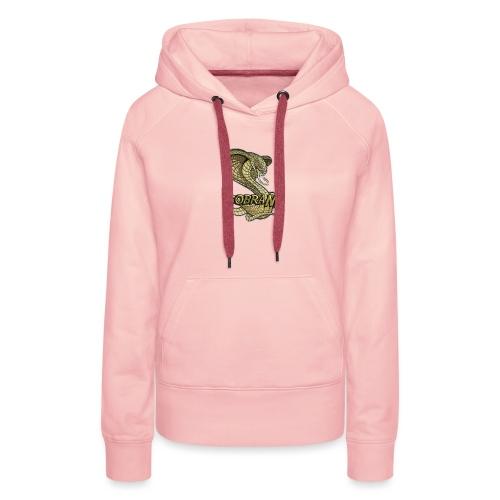 CobraNL Bestsellers - Vrouwen Premium hoodie