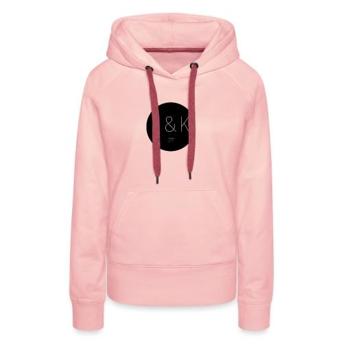 J & K designs - Women's Premium Hoodie