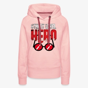 Street Level Hero - Women's Premium Hoodie