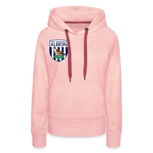 West Bromwich Albion Official Merchandise - Women's Premium Hoodie