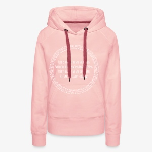life is a game - Frauen Premium Hoodie