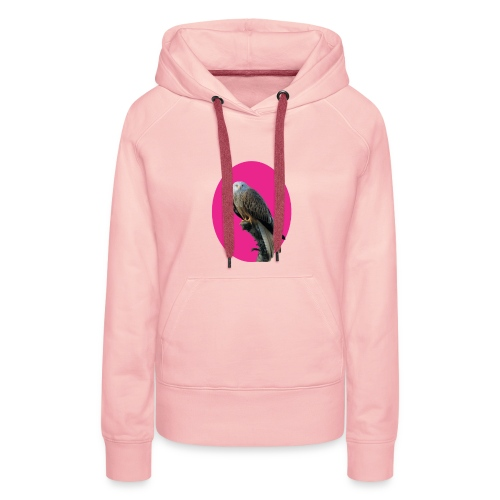 Pinkie - Frauen Premium Hoodie